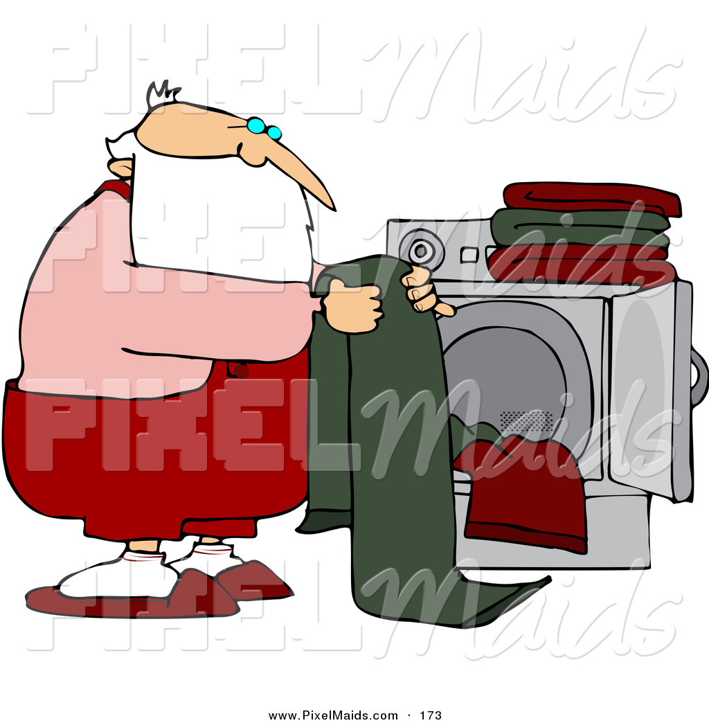 royalty free washing machine stock maid designs Laundry Basket Icon Dishes Clip Art