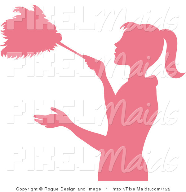 Royalty Free Housekeeping Stock Maid Designs - Page 4