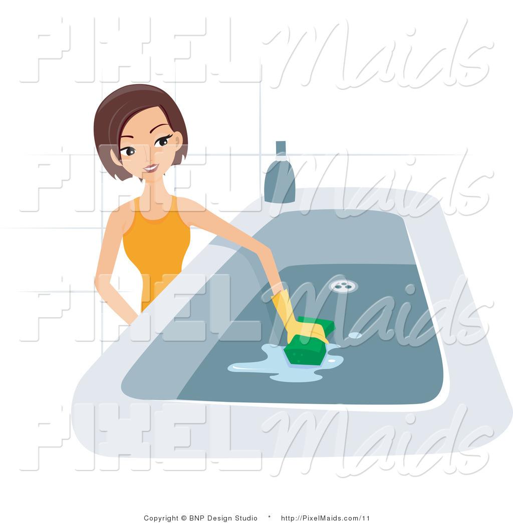 Clean Bath Clipart - #1 Clip Art & Vector Site •